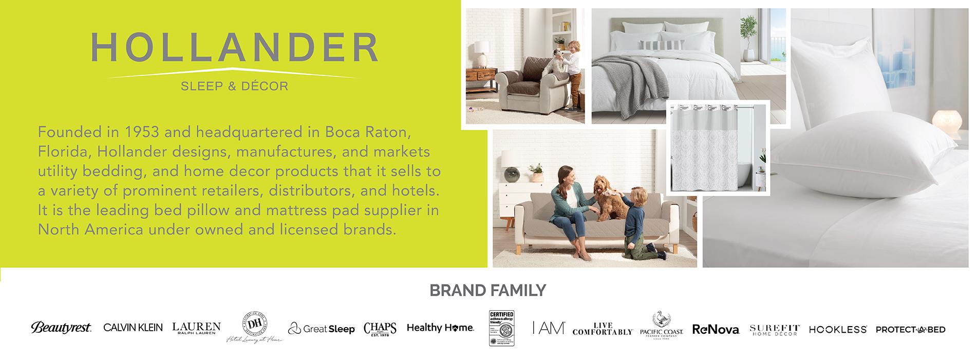 Hollander Sleep Products & Decor
